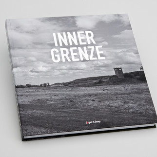 """New Coffee Table Book: """"INNERGRENZE"""""""