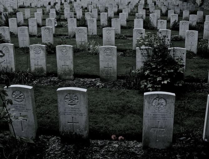 Somme Battlefields Cemetery's...