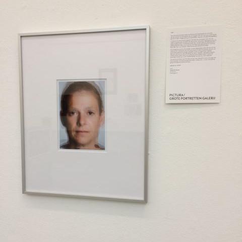 """Sam(my)"" Inzending Grote Portretten Galerij Pictura Dordrecht t.a.v. 400 jaar Synode Dord"