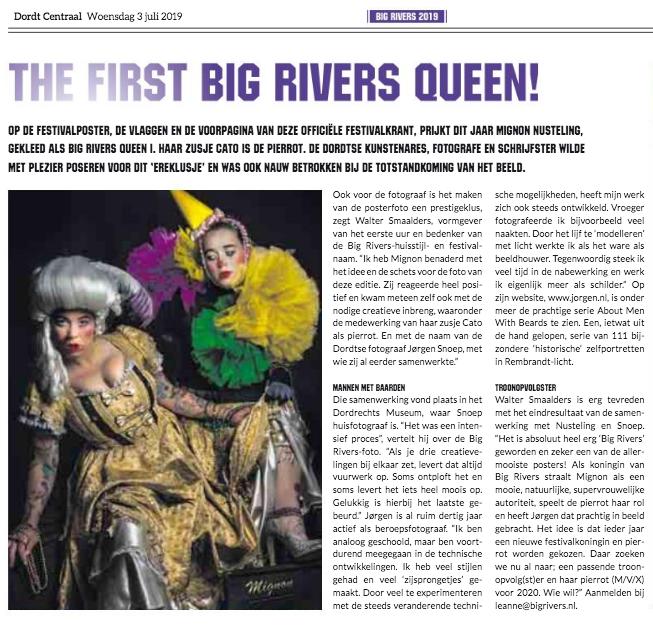 Big Rivers II (Krant: Dort centraal)