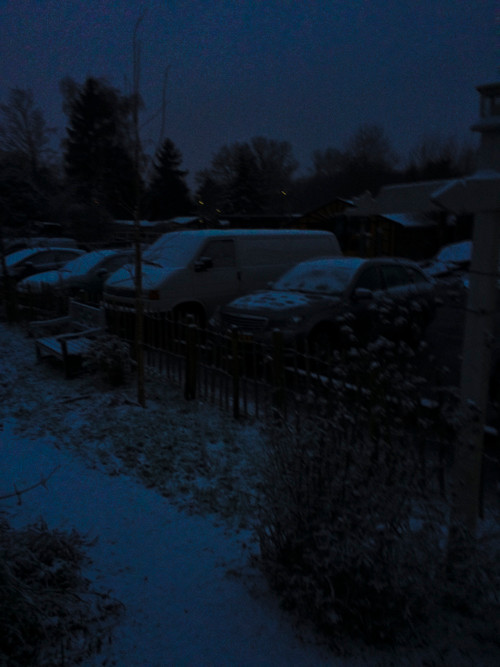 Dark Winter ?