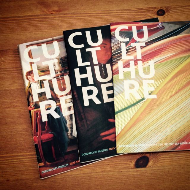 Culthure (Art & Culture magazine van het Dordrechts Museum)