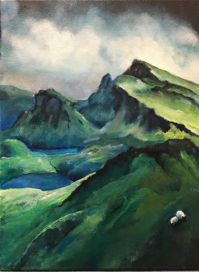 Isle of Skye - Scotlane