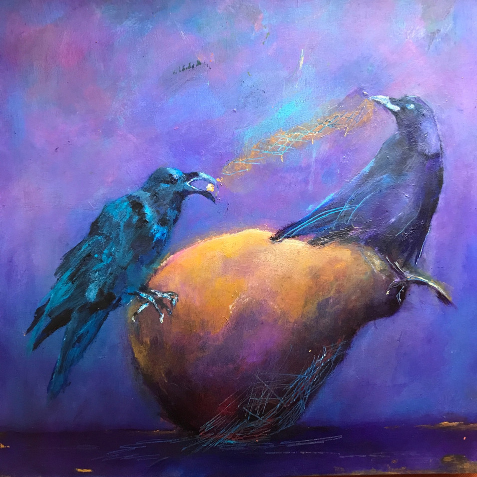 Conversation over Pear