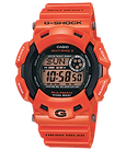 GW-9100R-4 men in rescue red, reloj gulfman naranja edicion limitada