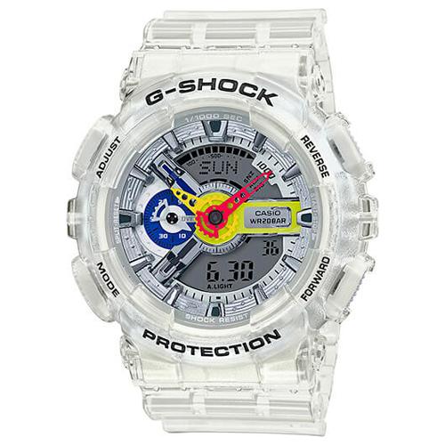reloj g-shock edición limitada GA-110FRG-7AER ASAP FERG