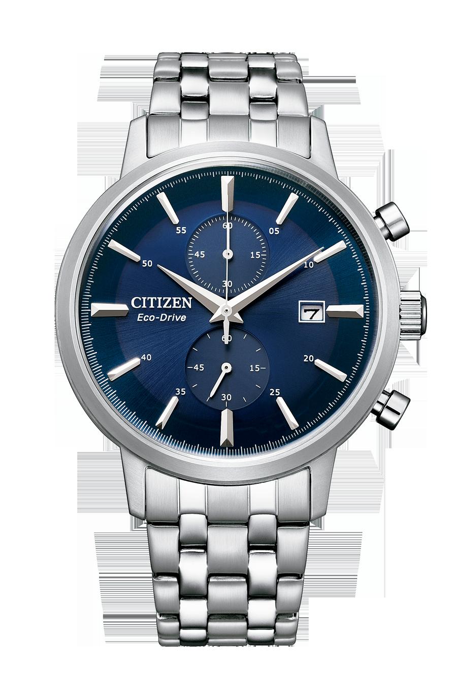 reloj citizen pilot basico ecodrive CA7060-88L