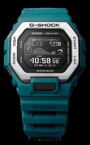 Casio G-Shock G-LIDE reloj modelo GBX100