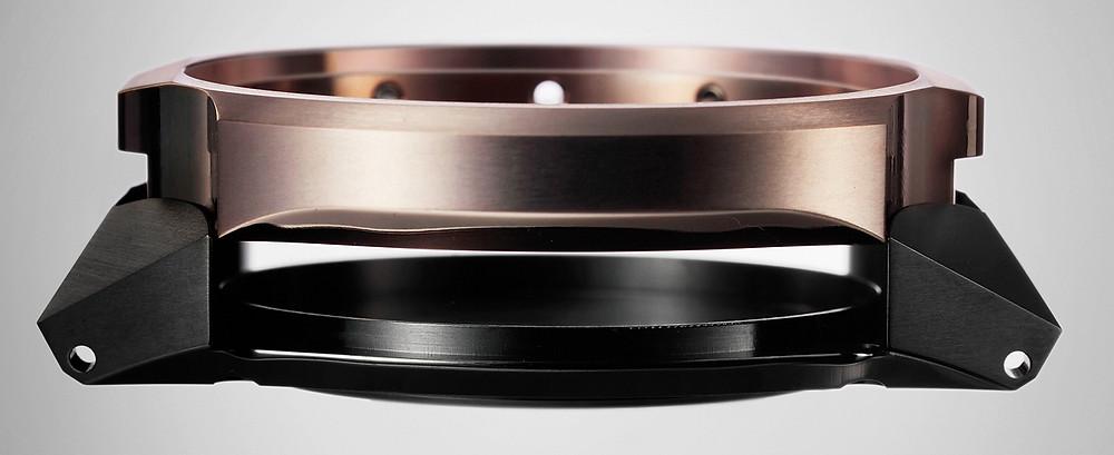 reloj citizen super titanium caja dlc 50 aniversario titanio edicion 2020