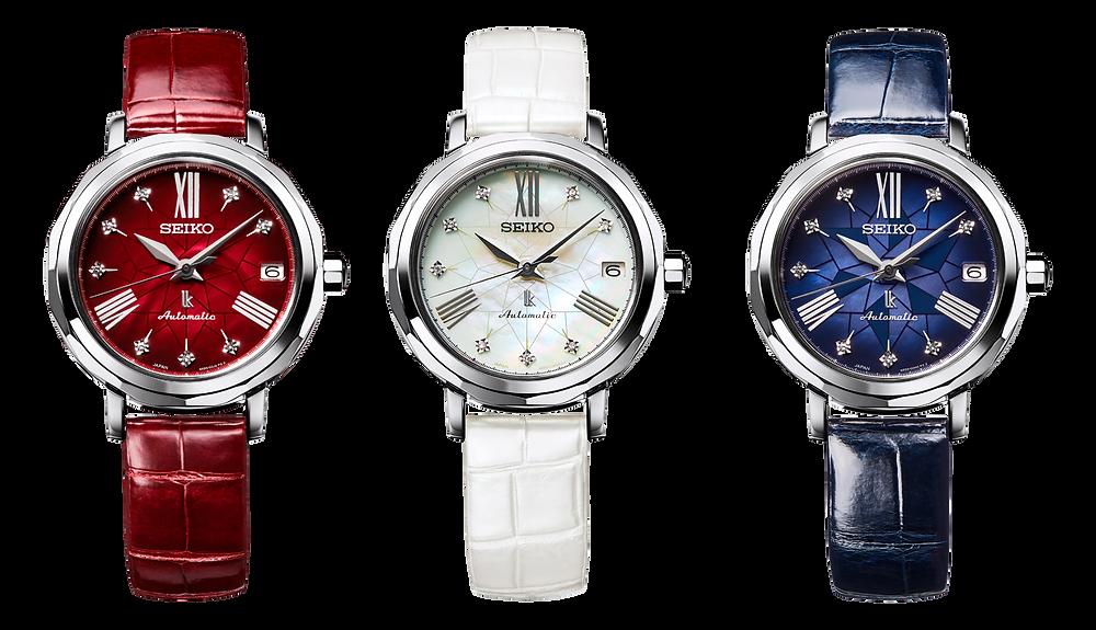 Relojes japoneses para mujer Seiko Lukia SPB137