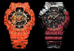 Reloj edicion limitada dragon ball z x g-shock ref. GA-110JDB-1A4