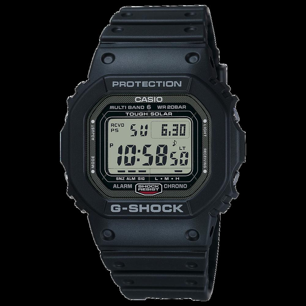 Nuevo casio G-Shock gw-5000u-1er lanzado julio 2021 con modulo nuevo
