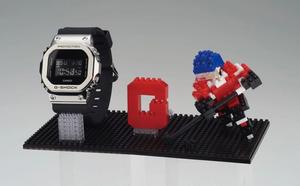Expositor relojes g-shock