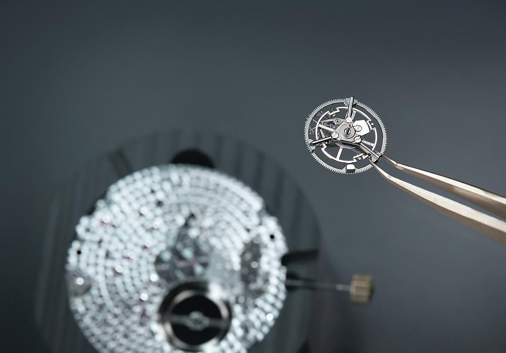 Breguet inventor del mecanismo Tourbillon en relojes mecánicos