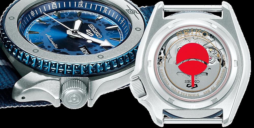 reloj-seiko-edicion-limitada-detalles-modelo-SASUKE-SRPF69K1