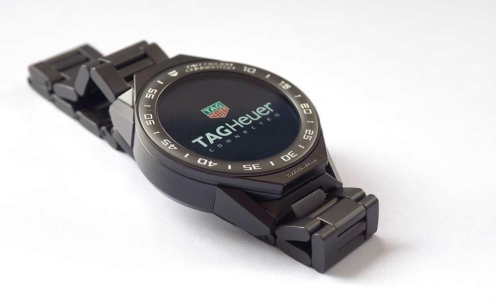 reloj Tag Heuer connected modular, un smartwatch