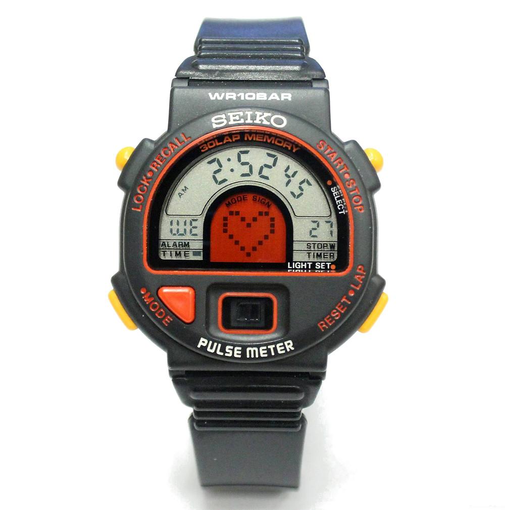 Reloj seiko vintage historia modelo S240-4000