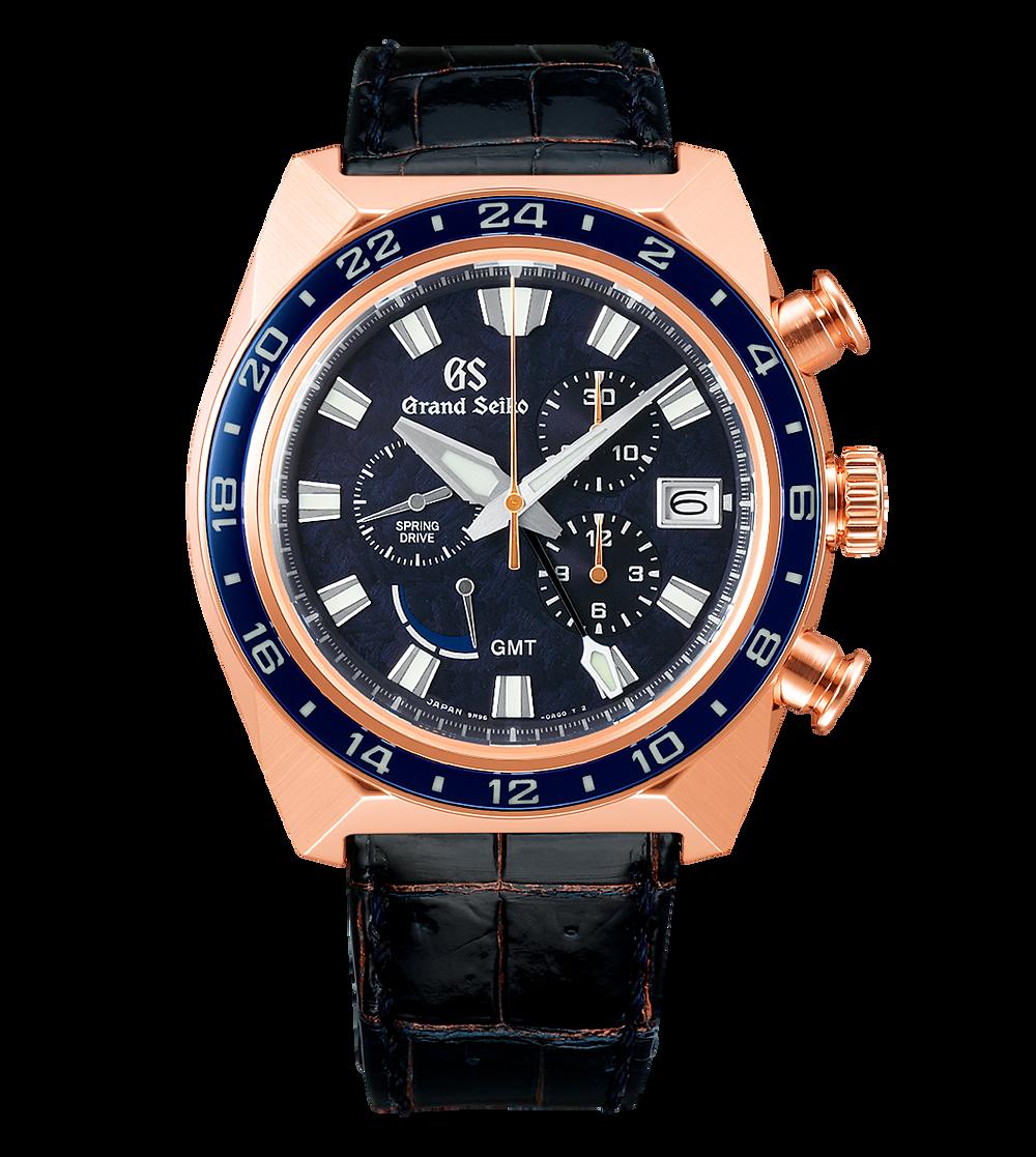 Grand Seiko reloj  60 aniversario ref-SBGC238
