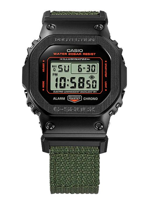 GM-5600EY-1 reloj porter lanzamiento febrero 2021