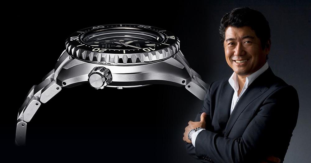 Relojes Seiko prospex LX diseñados por Okuyama
