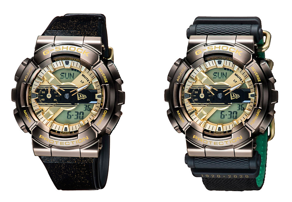 reloj g-shock edicion limitada 100 aniversario New Era
