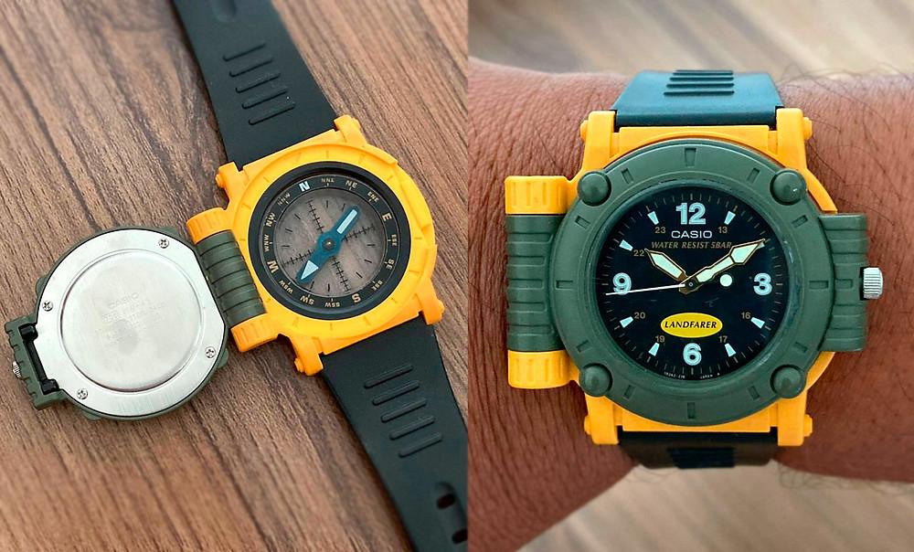 Reloj japonés Casio Pathfinder M-W43
