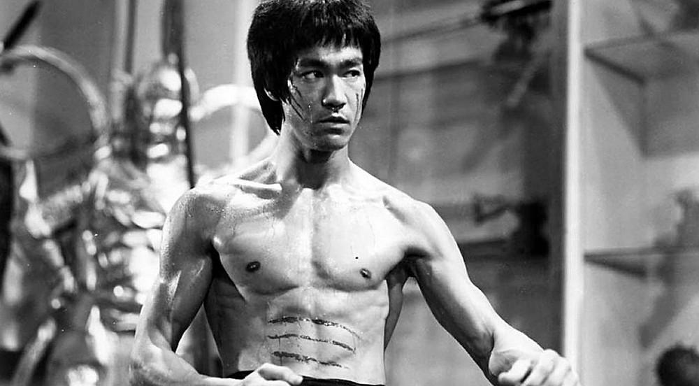 El Maestro de Artes Marciales Bruce Lee