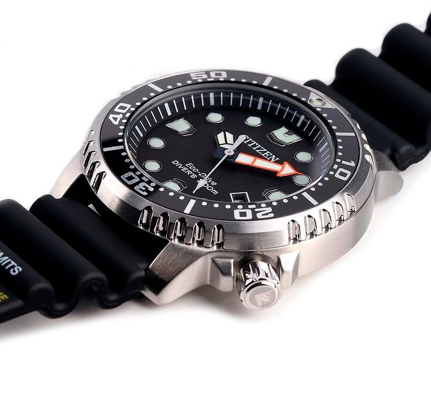 Reloj Citizen de submarinismo básico referencia BN0150-10E económico