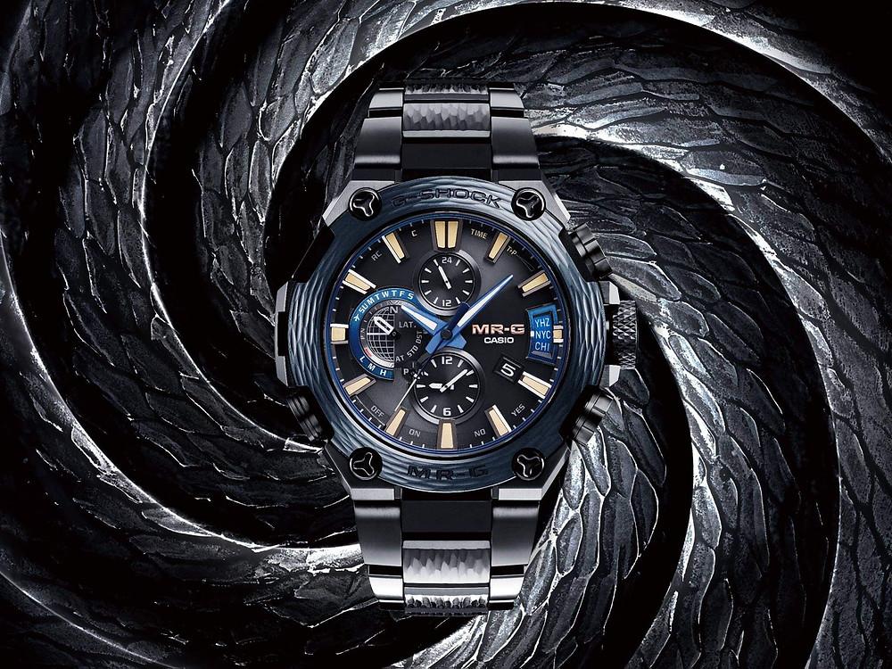 reloj top y de lujo japones MR-G modelo MRG-G2000HT-1ADR