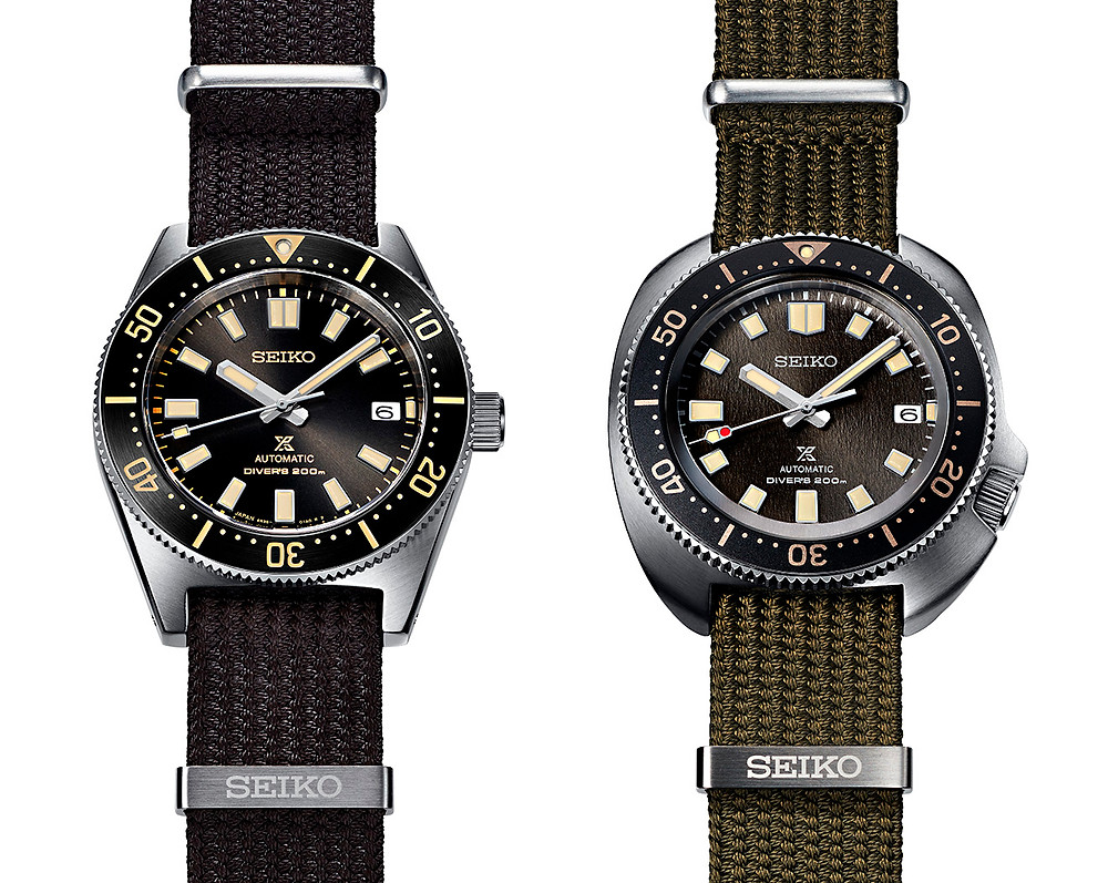 nuevos relojes seiko SPB239J1 1300 euros y apo SPB237J1 por 1400 euros