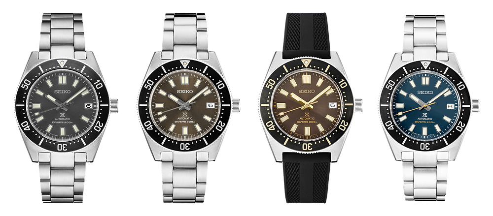 Seiko Prospex spb spb14x relojes 62mas 2020