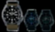 SRPD65K4 reloj seiko 5 sports negro