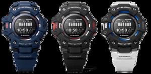 Relojes deportivos serie G-Squad de Casio G-Shock GBD100