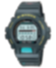 reloj DW-6600B-1B de 1994 american sniper