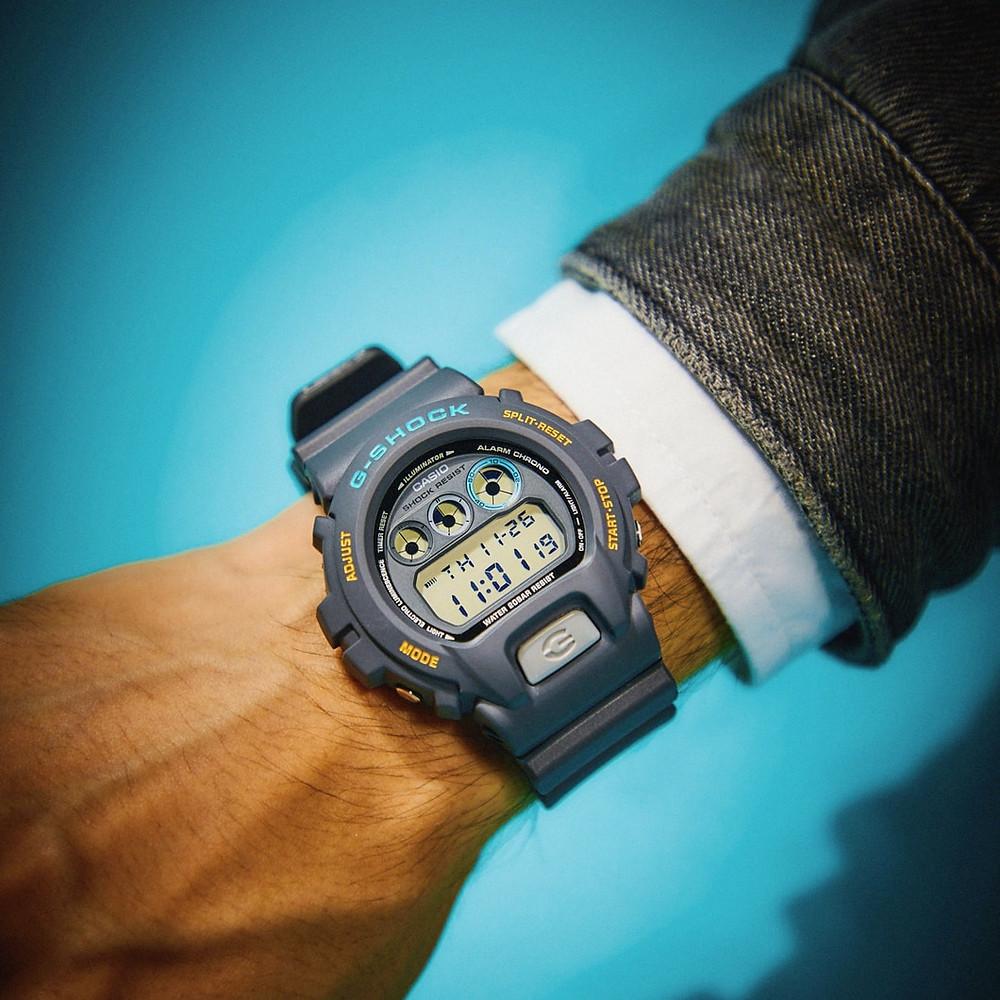 novedad diciembre reloj edicion limitada DW6900JM20-8CR