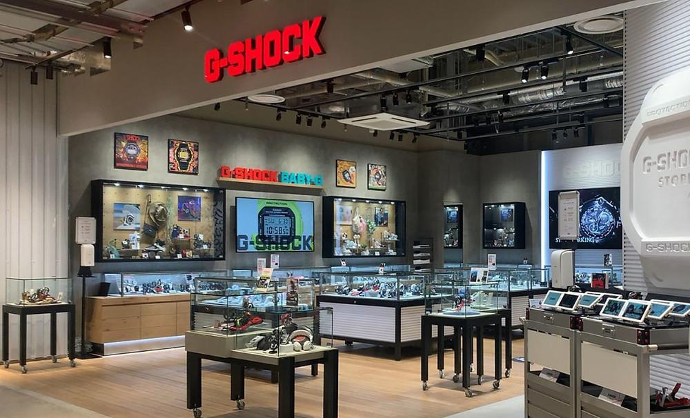 Tiendas relojes japoneses Casio G-Shock recomendadas