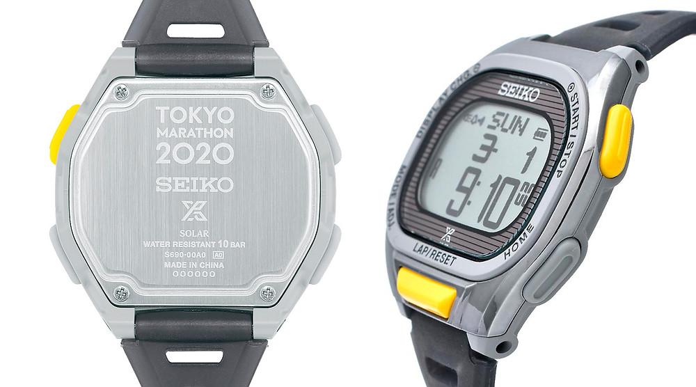 Reloj SBEF061 edicion limitada Marathon Tokio 2020