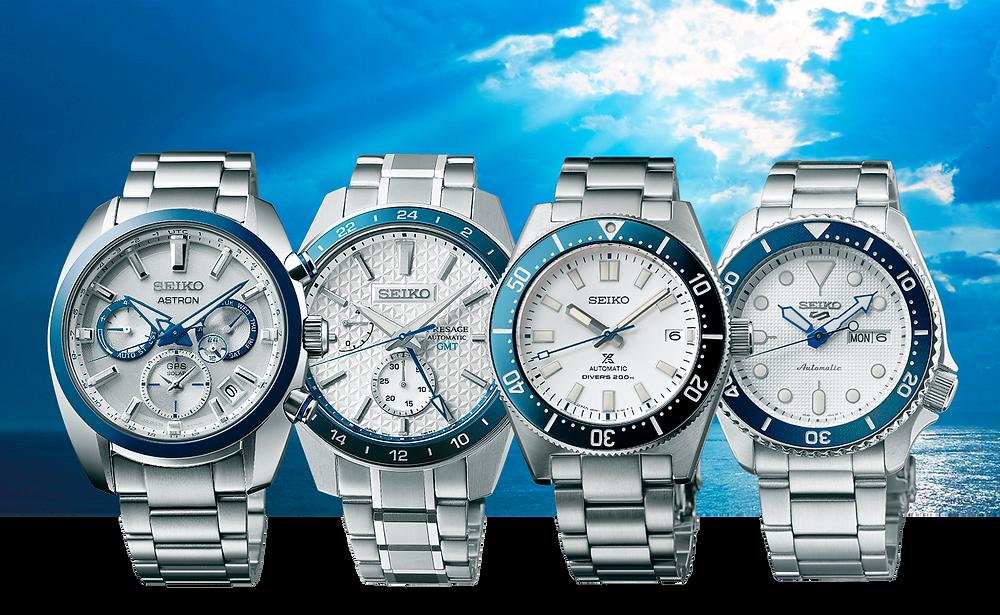 4 relojes de edicion limitada seiko 140 aniversario presentados 24 25 febrero 2021