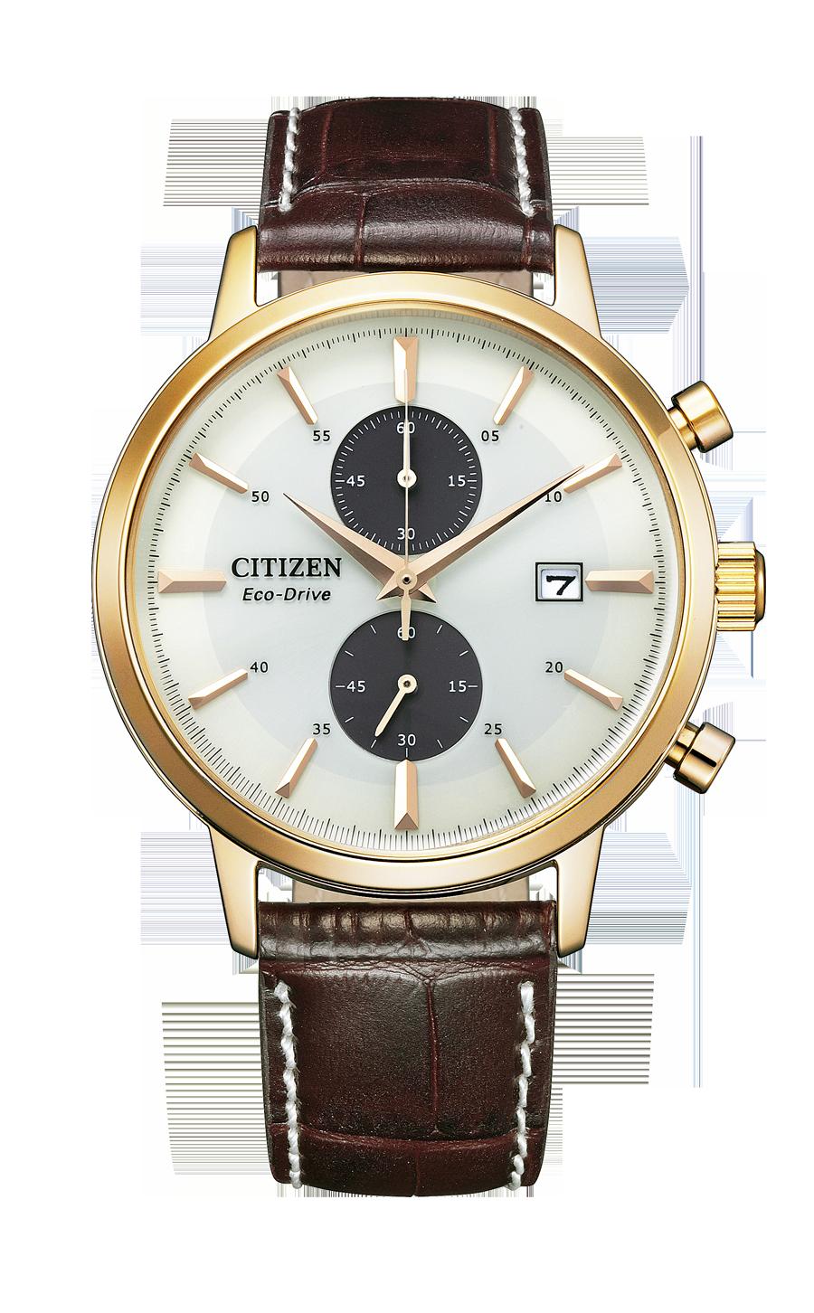 reloj Citizen pilot oro rosa ecodrive CA7063-12A