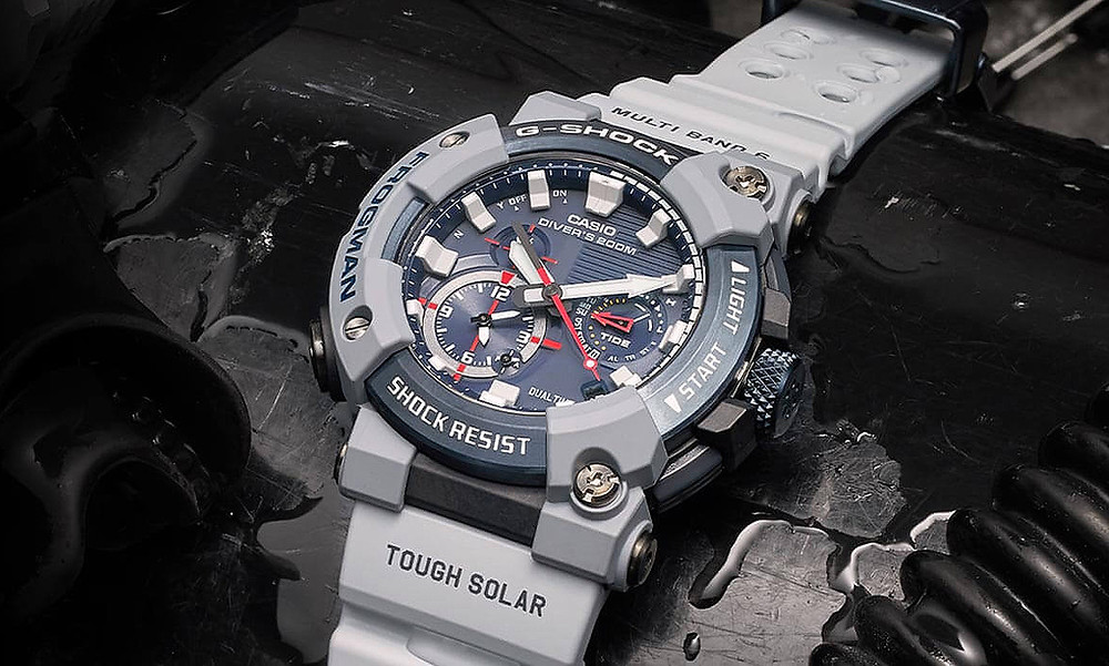 nuevo divers reloj buzo frogman gwfa1000rn8aer