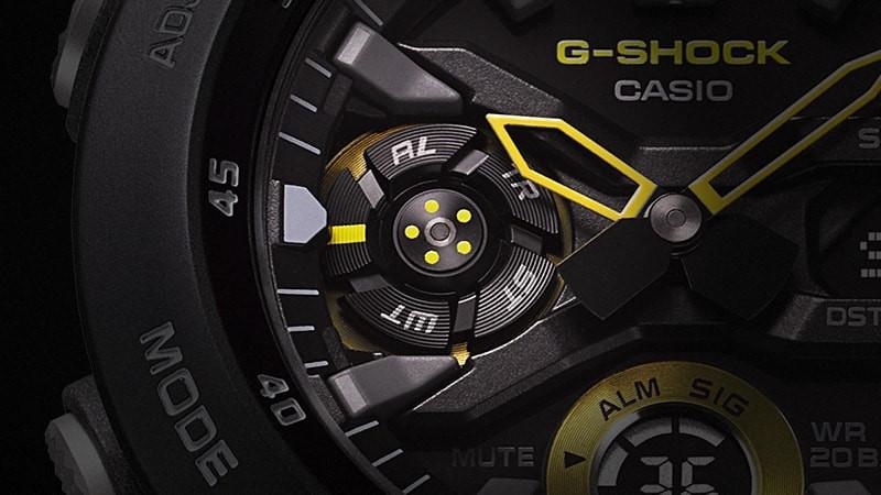 Reloj GA-2000 nuevo modelo G-SHOCK 2019