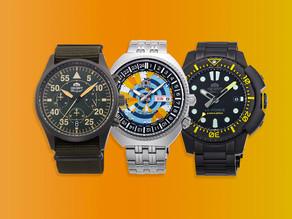3 Nuevos relojes Orient que debes conocer