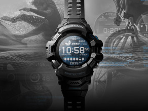 Primer G-SHOCK con 'WEAR OS' by Google