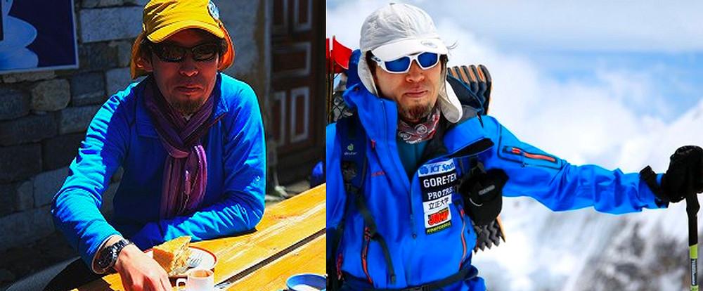 Hirotake Takeuchi alpinista escalador 14 cimas de 8000 metros