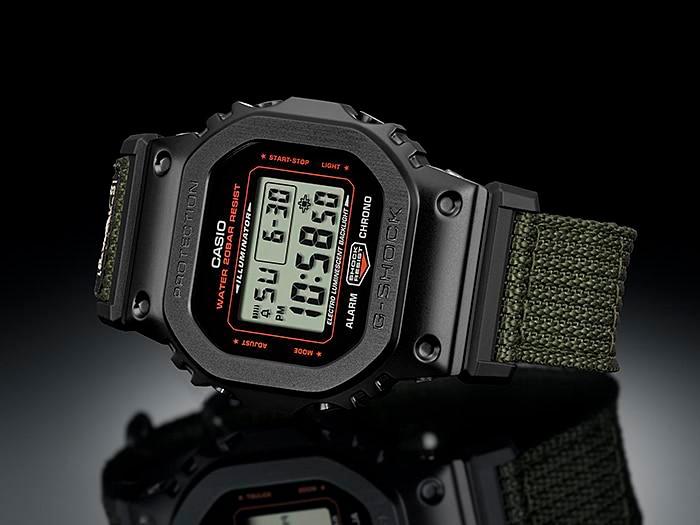 reloj edicion limitada g-shock x porter GM-5600EY