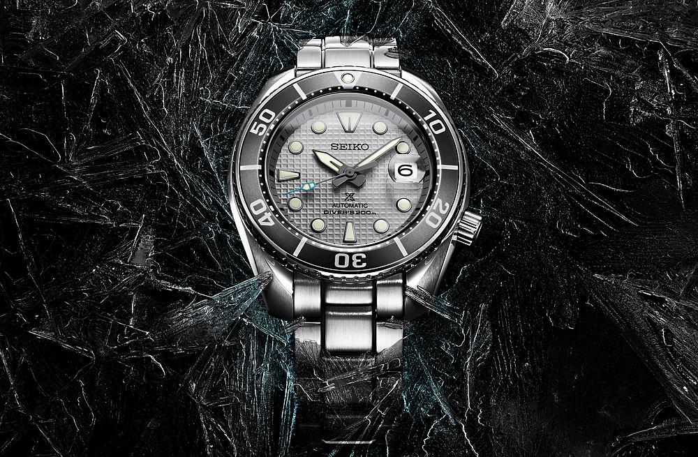 Novedad reloj Ice Diver de Seiko modelo SBP175
