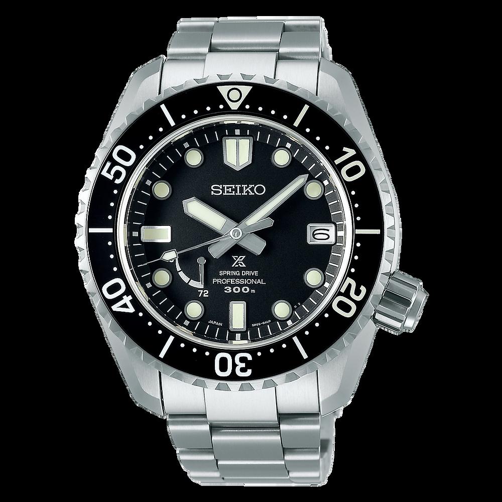 Reloj Prospex LX para buzos spring-drive y titanio SNR029J1