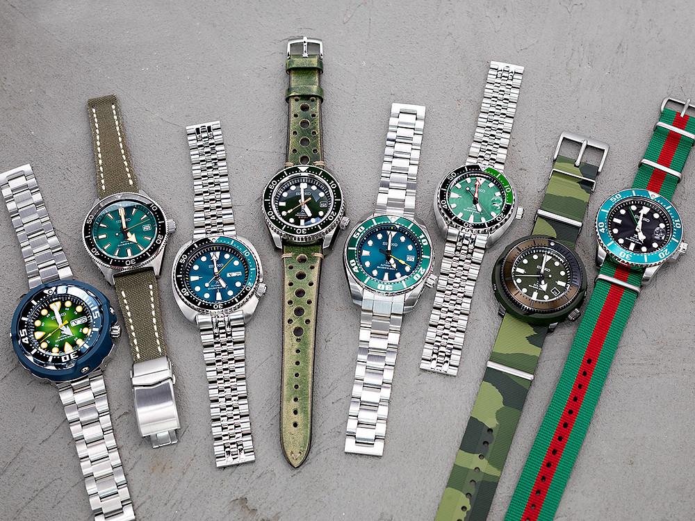 website especializado en correas y pulseras para relojes Seiko strapcode