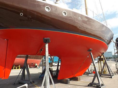 refit y mantenimiento de embarcaciones y yates