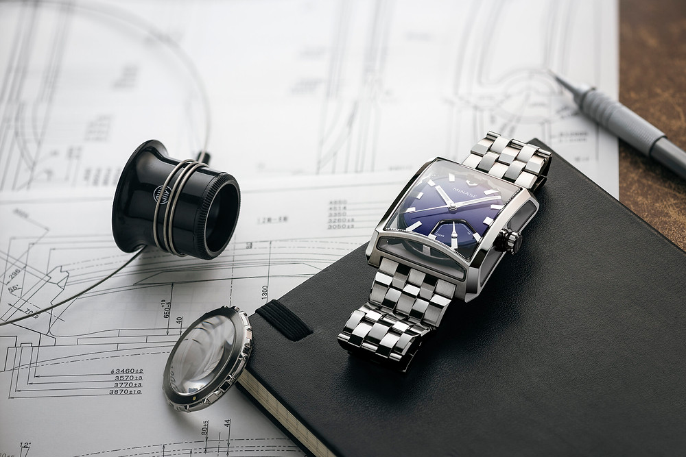 la marca Minase es la más alta relojeria japonesa
